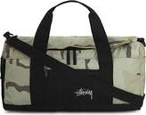 Stussy Camo-print duffle bag