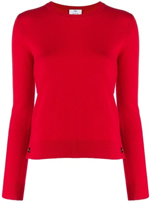Allude Slim-Fit Cashmere Sweater