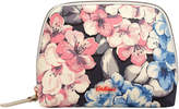 Cath Kidston Rhododendron Curved Top Cosmetic Bag