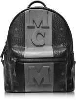 MCM Men's Mmk7ave27bk001 Pvc Backpack