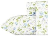 Laura Ashley Spring Bloom Wildflower Blue 300 Thread Count