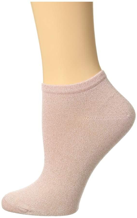 Falke Shiny Sneaker Sock Women's Crew Cut Socks Shoes