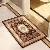 RUHHDFGSDJCFJXF Luxurious,Continental Door Mats/athroom Mat/Hall,Kitchen,Living Room, Door,Entrance,No-slipping Mat