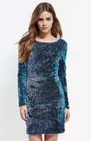 Motel Rocks Gabby Sequined Bodycon Dress
