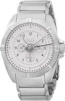 Dolce & Gabbana Chalet SIlver-Tone Dial Men's Watch #DW0609