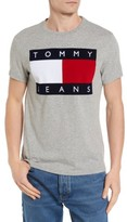 Tommy Hilfiger Men's '90S Flat T-Shirt