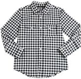 N°21 Cotton Flannel Plaid Shirt
