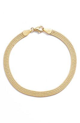 Argentovivo Slinky Mesh Bracelet