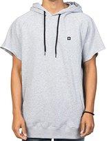 Neff Men's Ill Short Sleeve Hoodie