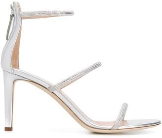 Giuseppe Zanotti 95mm Open Toe Sandals