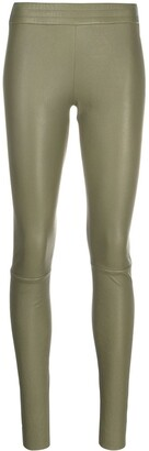 Drome High-Rise Biker Leggings