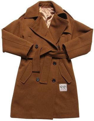 N°21 Wool Blend Coat