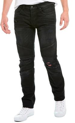Hudson The Blinder Biker Black Skinny Leg