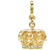 Juicy Couture Pave Crown Charm