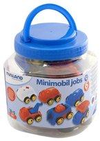 Miniland Educational Minimobil Jobs 6 pcs/Jar