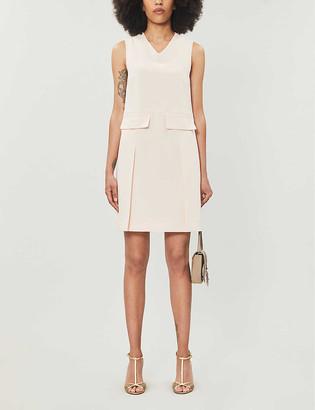 See by Chloe V-neck crepe mini dress