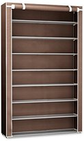 48 Pairs Shoe Rack Organizer Storage Bench - Organize Your Closet Cabinet or Entryway - Easy to Assemble - No Tools Required