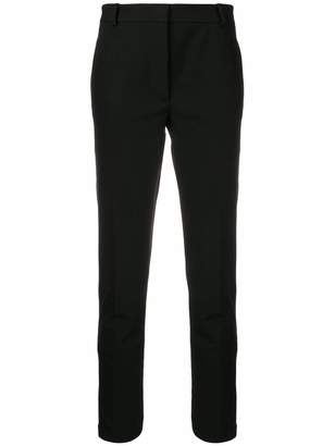 Joseph skinny leg side zip trousers