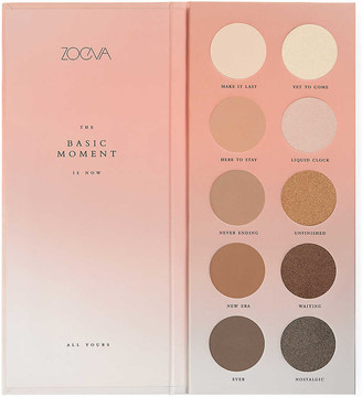 Zoeva Basic Moment eyeshadow palette 15g