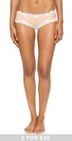 Calvin Klein Underwear Hipster with Lace