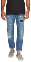 True Religion M Distressed Slim Jeans
