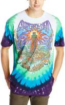 Liquid Blue Men's Grateful Dead-Watch Tower T-Shirt