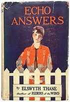 One Kings Lane Vintage Echo Answers - 1927