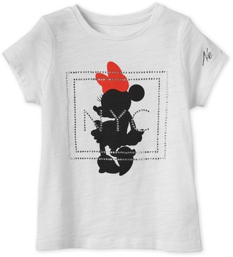 Disney Minnie Mouse Jeweled T-Shirt for Girls New York City