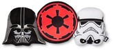 "Star Wars Tsum Tsum Face Pillow Decorative Pillow (27""x12"") Black"