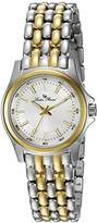 Lucien Piccard Women's LP-13459-SG-22S Adina Analog Display Japanese Quartz Two Tone Watch