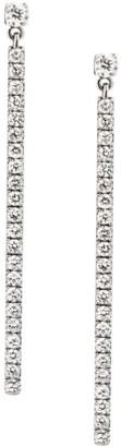 Messika Gatsby 18K White Gold & Diamond Drop Earrings