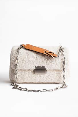 Zadig & Voltaire Ziggy Shearling Bag