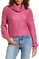 Billabong Women's Stay Here Turtleneck Sweater
