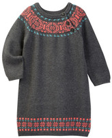 Tea Collection Nadia Baby Sweater Dress (Baby Girls)