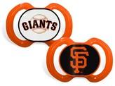 Baby Fanatic San Francisco Giants Pacifier Set (2-pk)