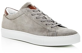 To Boot Men's Pacer Suede Low-Top Sneakers