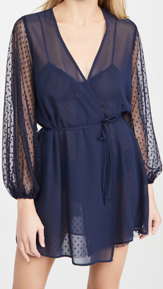 Only Hearts Coucou Lola Bishop Sleeve Robe