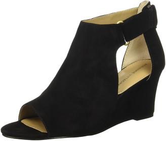 Adrienne Vittadini Footwear Women's Riva Wedge Sandal