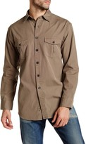 Pendleton Long Sleeve Forester Classic Fit Shirt