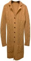 Ralph Lauren Ecru Wool Knitwear