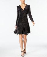 MICHAEL Michael Kors Flounce Wrap Dress