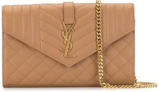 Saint Laurent Envelope chain bag