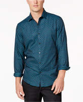 Alfani Men's Levon Checked Shirt, Created for Macy's