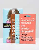 Anatomicals Face Mask Pack X 3