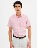 Polo Ralph Lauren SS Custom Fit Oxford Shirt