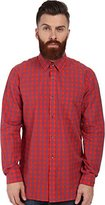 French Connection Men's Core Silicon Peach Woven Shirt