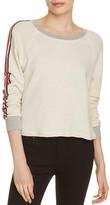 Splendid Rugby Stripe Sweatshirt