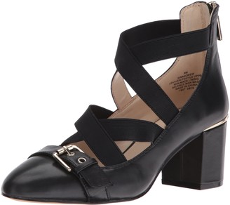 Nine West Women's Andrew Leather Dress Pump
