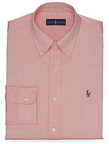 Polo Ralph Lauren Fitted Classic-Fit Oxford Dress Shirt