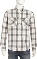 Superdry Lumberjack Plaid Flannel Shirt, Surrender